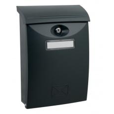 Schránka ABS černá 240x340 1251203