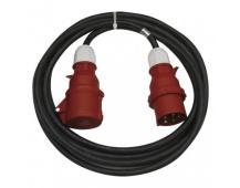 3f prodlužovací kabel 5×16A, 10m