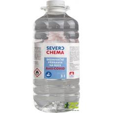 Dezinfekční přípravek na ruce (receptura Anti-COVID) - 3l /cena bez slev/