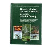 Obrazový atlas chorob a škůdců zeleniny (cena bez slev)