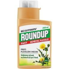 Roundup Fast / bez glyfosátu - 250 ml koncentrát EVERGREEN
