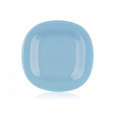 Talíř dezertní CARINE 19 cm, světle modrý