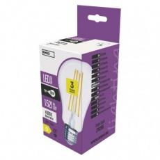 LED žárovka Filament A67 11W E27 neutrální bílá