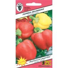 Paprika - Slávka 15 semen