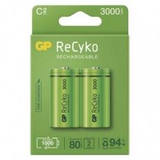 Nabíjecí baterie GP ReCyko 3000 C (HR14) - 2ks