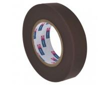 Izolační páska PVC 19mm / 20m hnědá - 10ks