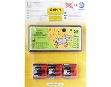 Odhaněč ultrazvukový - OdH 1 slyšitelný s bateriemi (6ks) v blistru