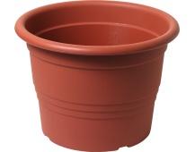 Květináč Cilindro / Premium - terakota 50 cm