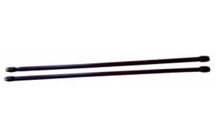 """Tyč vitrážová """"C"""" hnědá 40 cm 3000410"""