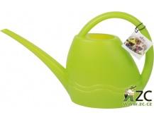 Konvička Aquarius - lime green 1,5 l
