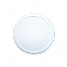 Víčko kov BIO 100 bílá