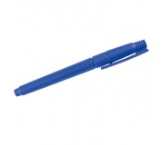 Perman. značkovač s jemným hrotem-modrý