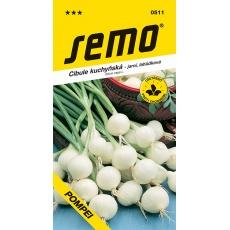 Cibule jarní - Pompei lahůdková bílá 1,6g