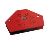 Magnet úhlový 137x110mm