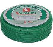 """Hadice zelená transparentní Valmon - 5/8"""", role 50 m"""