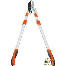 Nůžky na silné větve střižné teleskopické s ráčnou 75-100 cm Stocker