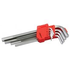Sada L klíčů inbus FESTA CrV 1. 5-10mm 9ks