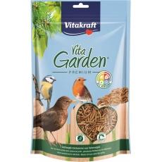 Mouční červi pro venkovní ptactvo - 200 g Vita Garden