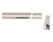SLH 1800mm - stahovací lať H-profil