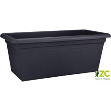 Truhlík Green Basics Garden XXL - living black 60 cm