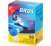 Bros - el. odpařovač proti komárům + 10 polštářků