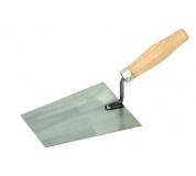 Lžíce Zednická ocel broušená 160x130mm