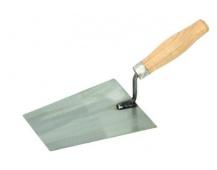 Lžíce ocel 160x130mm broušená