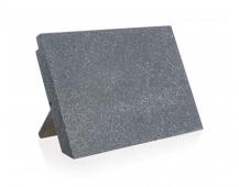 BANQUET Deska magnetická na nože GRANITE Grey 30 x 21,5 cm, MDF