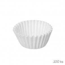 Košík cukrářský papír. pr.3,5cm/100ks
