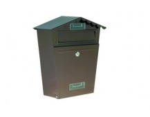 Pošt.schránka bílá 29x36x10.5cm 972