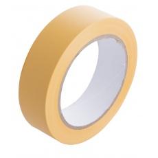 Páska maskovací PVC rýhovaná 30mmx33m