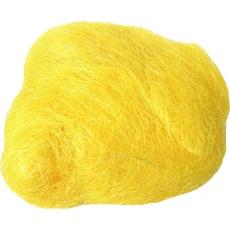 Sisálové vlákno Rosteto 30 g žluté