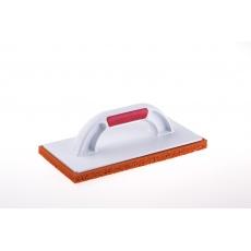 Hladítko FESTA houba oranž.  280x140x18mm
