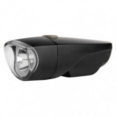 LED přední svítilna na kolo P3915 na 3× AAA, 40 lm