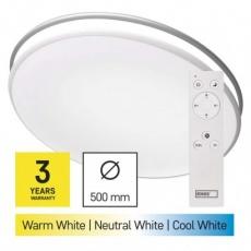 LED přisazené svítidlo, kruhové 36W, stmív. se změnou CCT
