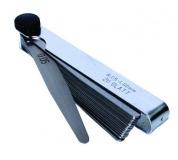 Měrky spárové 0. 05-1mm 20listů