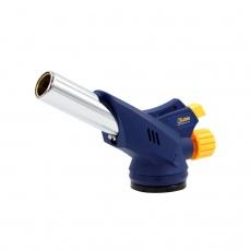 Hořák plynový Ř 20mm s piezo zapalováním 1300*C 80g/h 1,1kW bajonetové připoj 360*