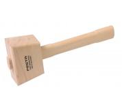 Dřevěná palice 520g,80x60mm,32cmbukFESTA