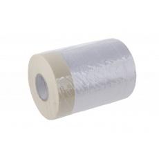 Páska maskovací samolepící s folií 55cmx30m