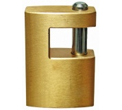 Visací zámek 50mm krytý