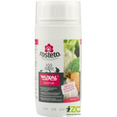 Wuxal Sulfur Rosteto - 250 ml