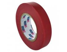 Izolační páska PVC 15mm / 10m červená - 10ks