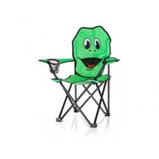 HAPPY GREEN Křeslo dětské FROG
