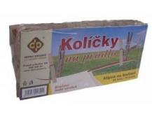 Kolíčky na prádlo 24ks dřevo 5450501