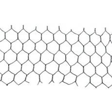 Pletivo HEX 13/1x1000mmx25m PVC
