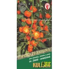 Paprika - Kulíšek 15 semen