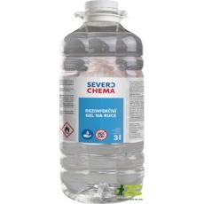 Dezinfekční gel na ruce - 3 l /cena bez slev/