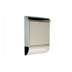 Poštovní schránka nerez 36x52x10cm 980