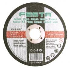 Kotouč řezný FESTA na kámen 125x2. 5x22. 2mm