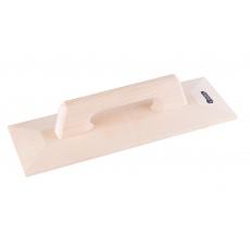 Hladítko dřevěné FESTA 290x145mm